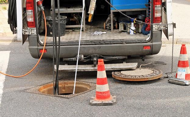 Kanalreinigung in Bottrop